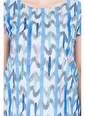 Emporio Armani  Bluz Kadın Bluz 3H2K84 2N4Iz F702 Mavi